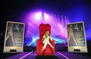 Jennifer López llevó la esencia de Celia Cruz a los American Music Awards