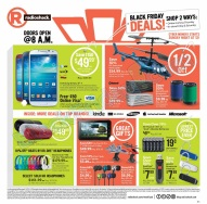 radio shack black friday 2013