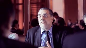 Miguel Talento está al frente del consulado argentino en Miami.