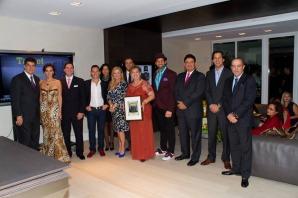"""Los """"Top Entrepreneurs Awards 2013"""" se entregarán el próximo viernes 6 de diciembre de 2013 en el Miami River Art Fair 2013 que se realizará en el James L. Knight Center."""