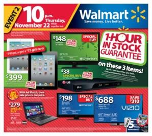 Walmart: Los artículos más populares del Viernes Negro