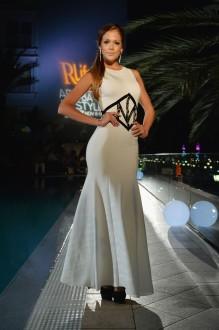 Aruba In Style 2013 - Layana Aguillar - Runway/Presentation