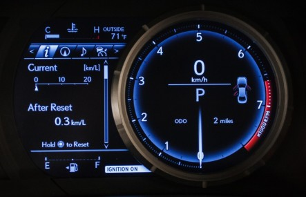 2014-Lexus-IS-350-F-Sport-gauge-cluster-menu-1024x660