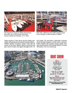 Boat Show & Strictly Sail Show