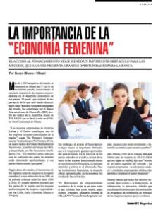 economia femenina