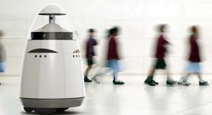 robot en colegios
