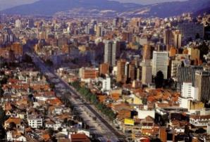 Bogotá, la metrópoli de la cultura y los negocios