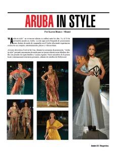 ARUBA IN STYLE