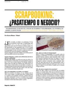 SCRAPBOOKING-