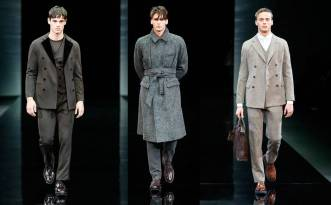 Giorgio Armani autumn/winter 2014