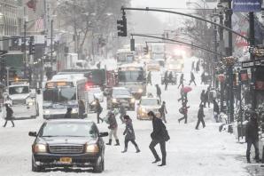 Minnesota ya ha visto bajar sus termómetros hasta los -48 grados celsius, mientras que Chicago verá descender la temperatura hasta los -45 grados, y Detroit registrará 37 grados bajo cero.