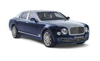 Bentley Mulsanne Birkin. Edición limitada