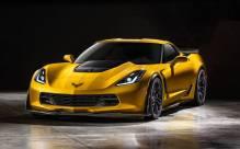Chevrolet Corvette C7 Z06. Con más fuerza.