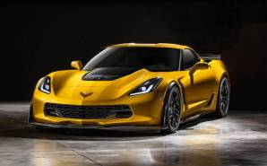 Chevrolet Corvette C7 Z06. America's answer for mid-life crises everywhere gets better looking with each new generation and, with %22at least%22 625bhp, even more powerful
