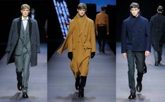 E Zegna autumn/winter 2014