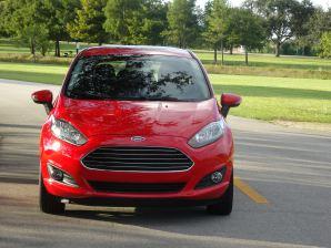 El nuevo Ford Fiesta Hatch SE de 2014.