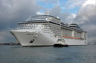 MSC Fantasia : Splendida-