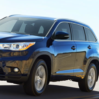 Toyota Highlander Limited: Con estilo off-road