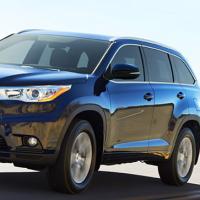 Toyota Highlander Limited: Con estilo off-road