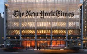 """""""La tradición y el estilo de The New York Times hacen muy difícil tener una cobertura objetiva de China"""", aseguró Chen."""