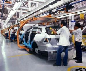 La planta de Honda en el estado de Guanajuato, producirá unos 200,000 carros modelo Fit tipo hatchback.