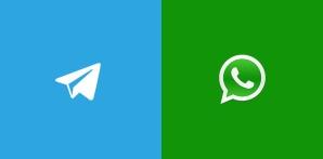 ¿Podría  Telegram quitarle el puesto a WhatsApp?