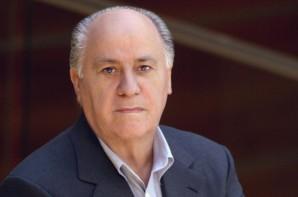 El empresario español Amancio Ortega el tercer hombre más rico del mundo